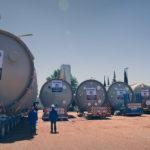 Arlanxeo - Fornecimento de vasos de pressão e reatores