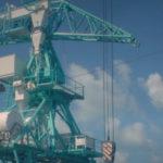 Bunge - Estrutura para descarregador de navios tipo SHIPLOADER - Recife/PE