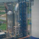 Cia Suzano Papel e Celulose - Expansão da fábrica de celulose e fornecimento de tanques para planta de branqueamento - Suzano/SP