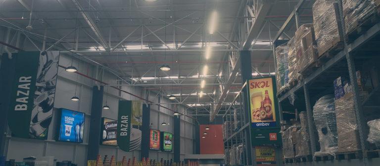 Instalação elétrica | Econômico Center