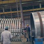 GPC Química - Fornecimento de tanque de resfriamento de resina em aço inox