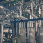 GPC Química - Montagem eletromecânica - Araucária/PR