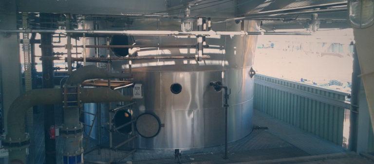 Granol - Porto Nacional-TO - Fornecimento de um centro de operações integradas para Planta Industrial