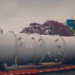Lanxees - Coluna de Processo - Projeto Garibaldi - Triunfo/RS