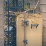 Lwarcel - Expansão da fábrica de celulose, fornecimento de tanques e vasos de pressão, linha de fibras - Lencóis Paulistas/SP