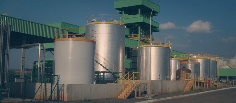 Potencial - Planta de Biodiesel