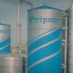 Ripasa - Fornecimento de tanques e torres metálicas - São Paulo/SP