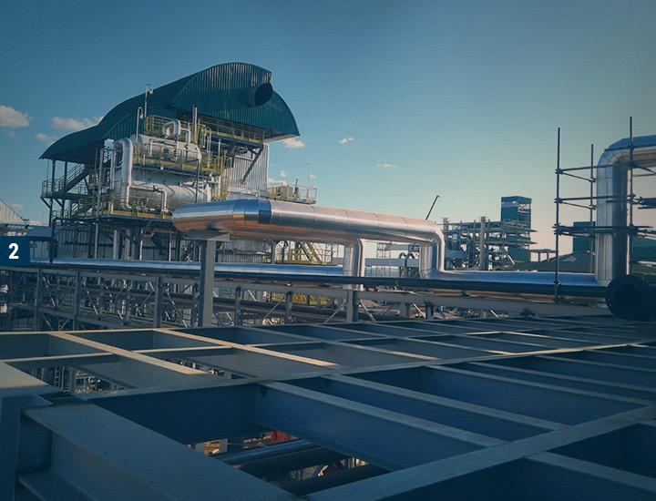 Granol - Porto Nacional-TO - Centro de operações integradas