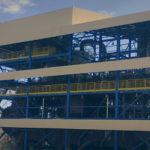 Caramuru Alimentos - Sistema de descascamento, moagem e peletização de cascas para planta de preparação - Ipameri/GO