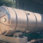 Evonik - Vasos de pressão - Castro/PR