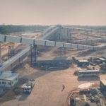 HBSA - Fornecimento de montagem dos armazens, PPCI, pórtico e montagem elétrica - Barcarena/PA