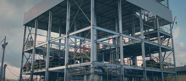 Petrobrás - Planta de Biodiesel - Candeias/BA - 2008