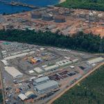 Terminal Aquaviário - Fornecimento de tanques de armazenagem de combustível - Arracruz/ES
