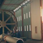 Wobben - Fabricação de torres eólicas - Osório/RS