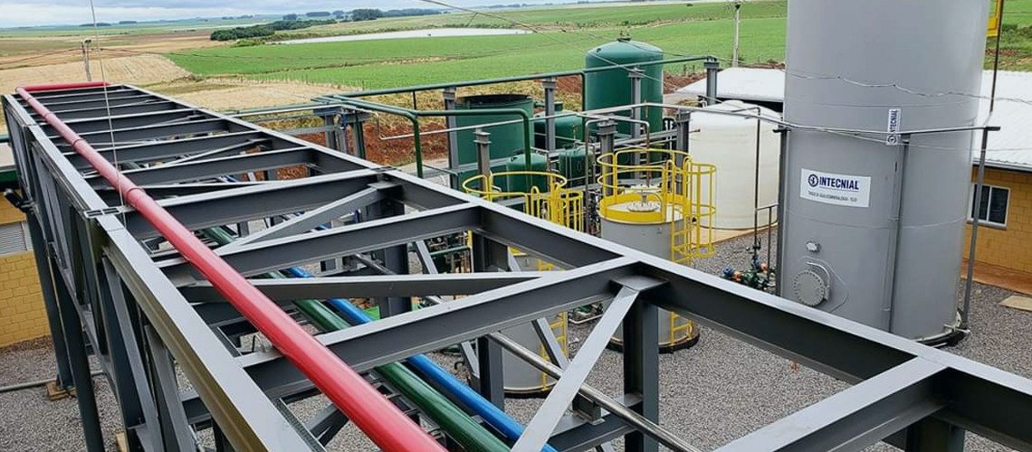 Inauguração Usina Termelétrica São Sepé