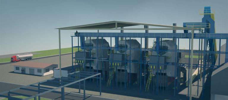 Ambev - Fornecimento de EPC Cogeração 9MW - Itapissuma/PE