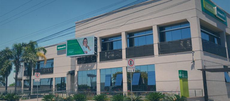 Unimed - Instalações elétricas para nova Clínica Hospitalar - Erechim/RS
