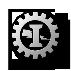Símbolo Intecnial - Semiflat - Fundos claros